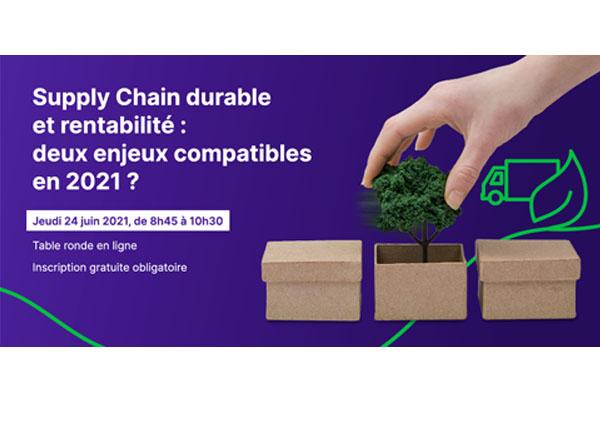 Table ronde supply chain et durabilité