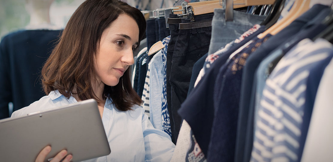 Inventory visibility is a challenge in stores