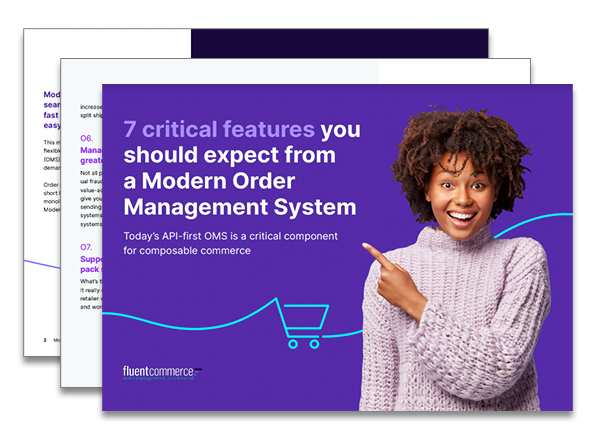 7 critical features you should expect from a Modern Order Management System