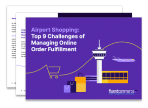Airport shopping ebook cover