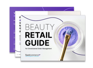 Cover of beauty retail guide