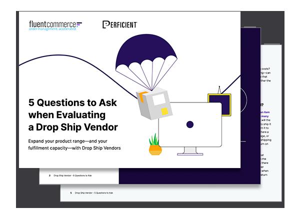 - [ ] 5 questions to ask drop ship vendors