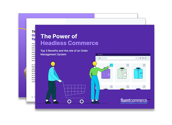 Headless Commerce ebook cover