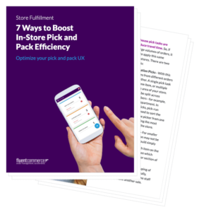 eBook Cover - 7 Ways to Boost In-Store Pick and Pack Efficiency