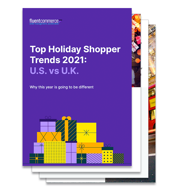 Ebook Cover 2021 Holiday Shopper Trends