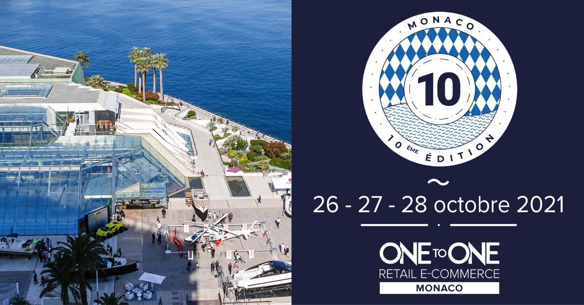 Fluent Commerce au One to One de Monaco en 2021